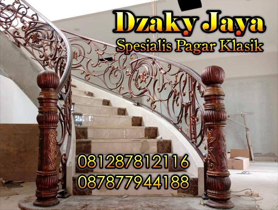 tangga layang klasik Manado